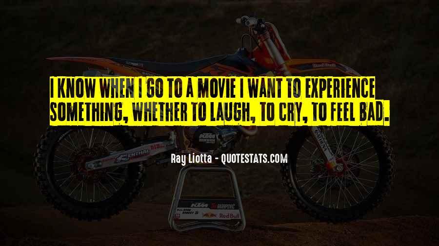 Ray Liotta Quotes #56004