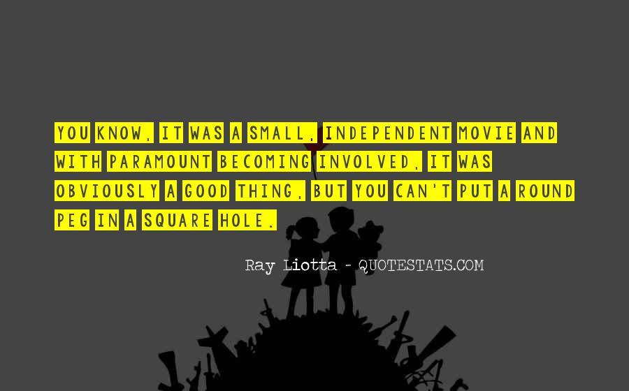 Ray Liotta Quotes #593402