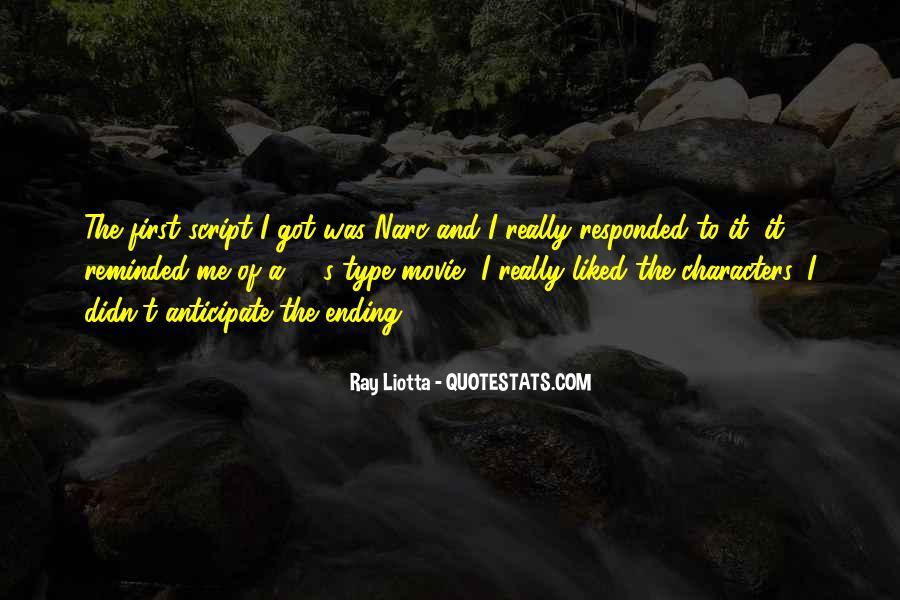 Ray Liotta Quotes #980712