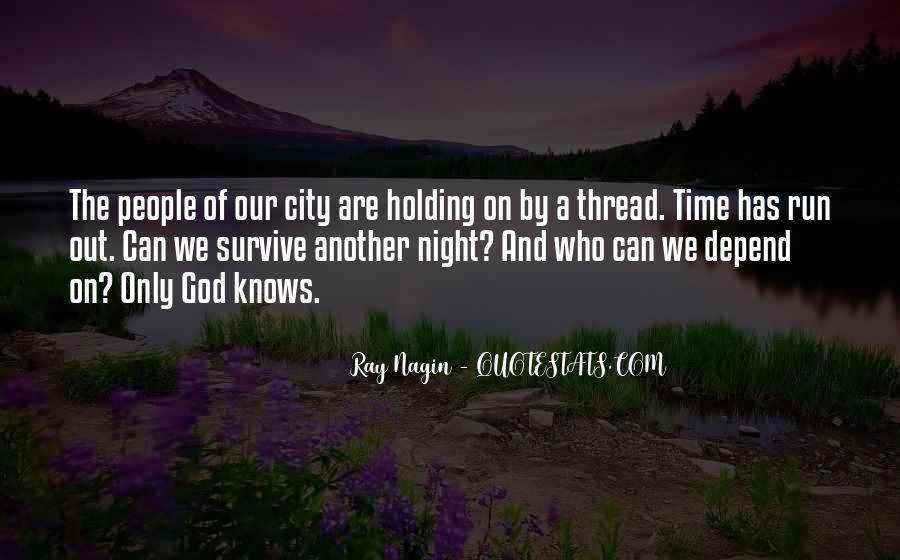 Ray Nagin Quotes #1184715