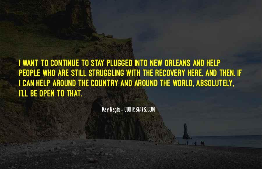 Ray Nagin Quotes #1395558
