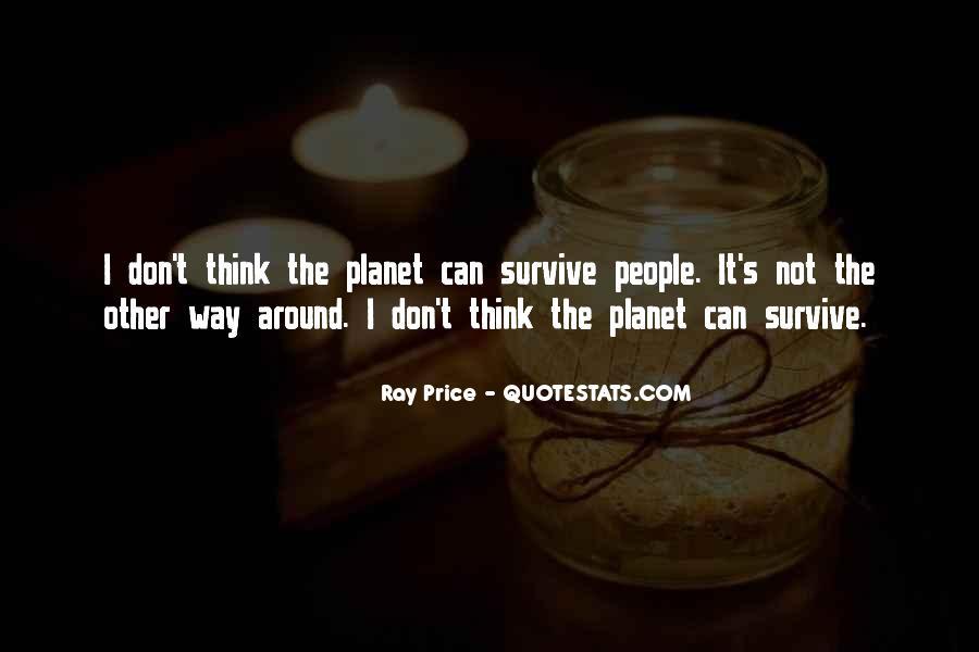 Ray Price Quotes #1244815