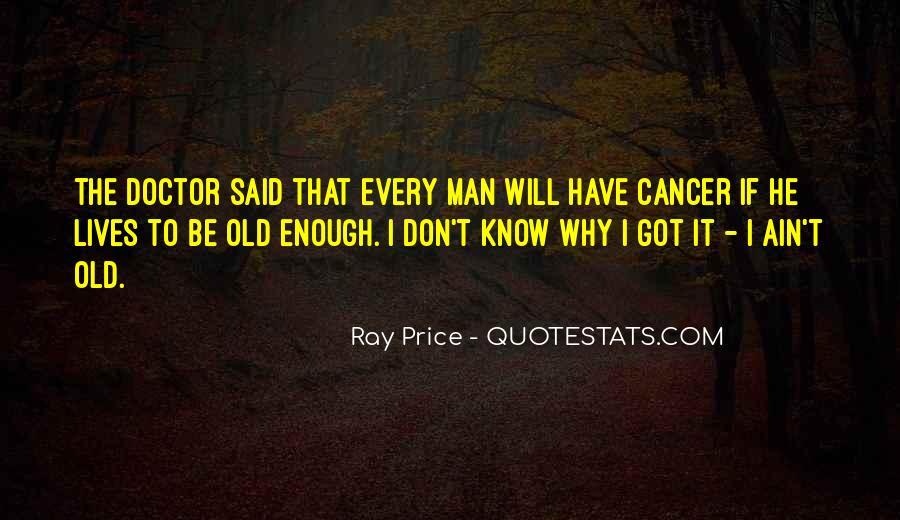 Ray Price Quotes #57772