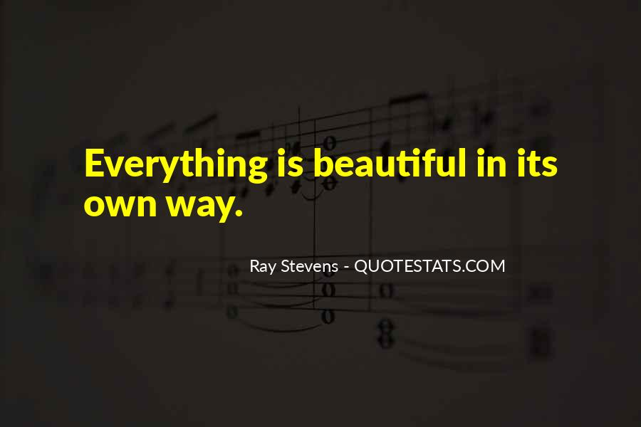 Ray Stevens Quotes #291528