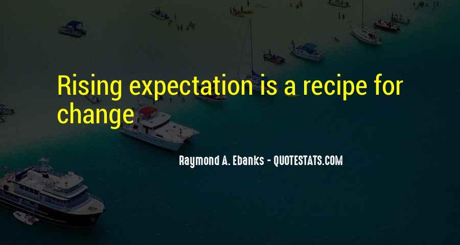 Raymond A. Ebanks Quotes #1298947