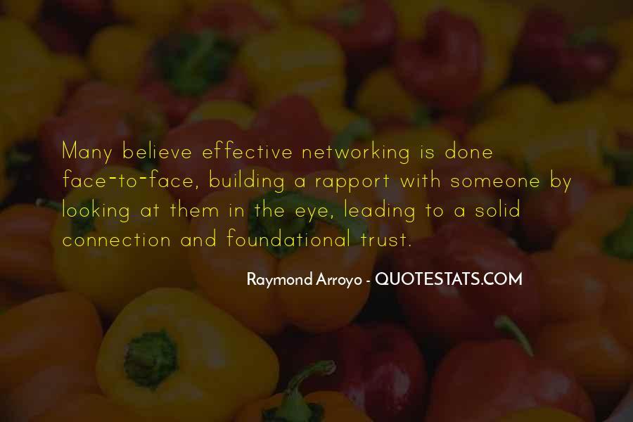 Raymond Arroyo Quotes #1378331