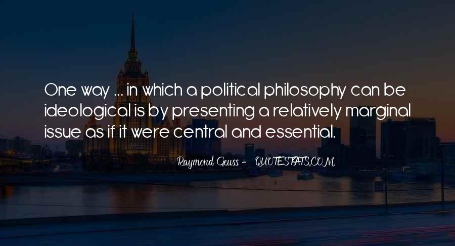 Raymond Geuss Quotes #878383