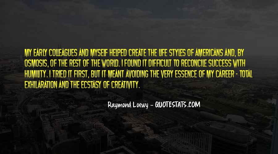 Raymond Loewy Quotes #251652