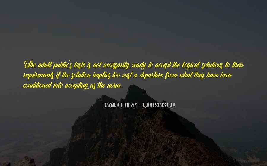Raymond Loewy Quotes #540130