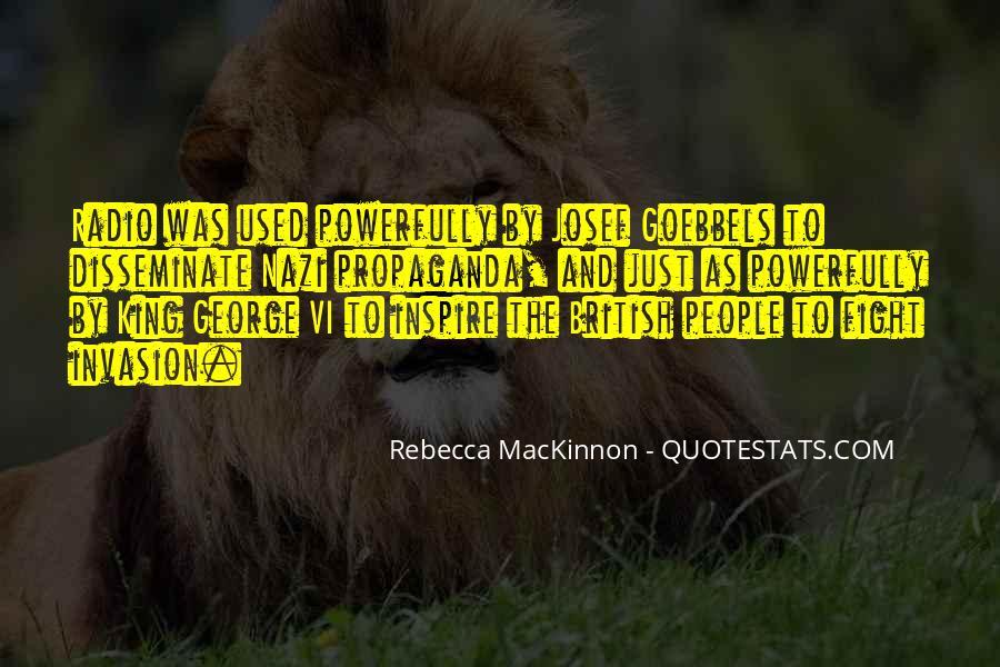 Rebecca MacKinnon Quotes #1024404