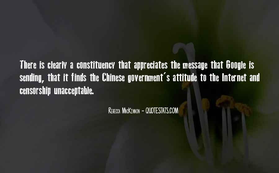 Rebecca MacKinnon Quotes #1097019