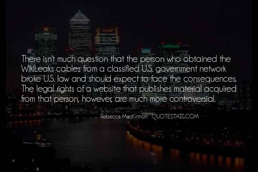 Rebecca MacKinnon Quotes #1121365