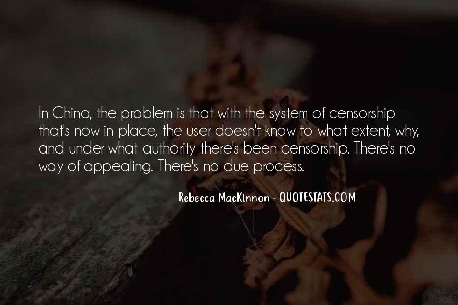 Rebecca MacKinnon Quotes #1135093