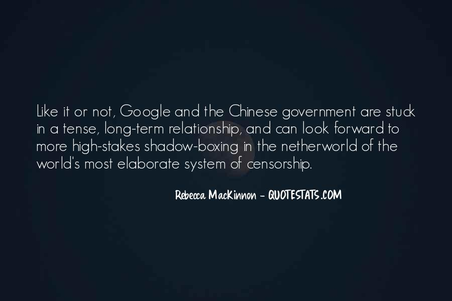 Rebecca MacKinnon Quotes #115821