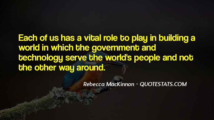 Rebecca MacKinnon Quotes #1181868