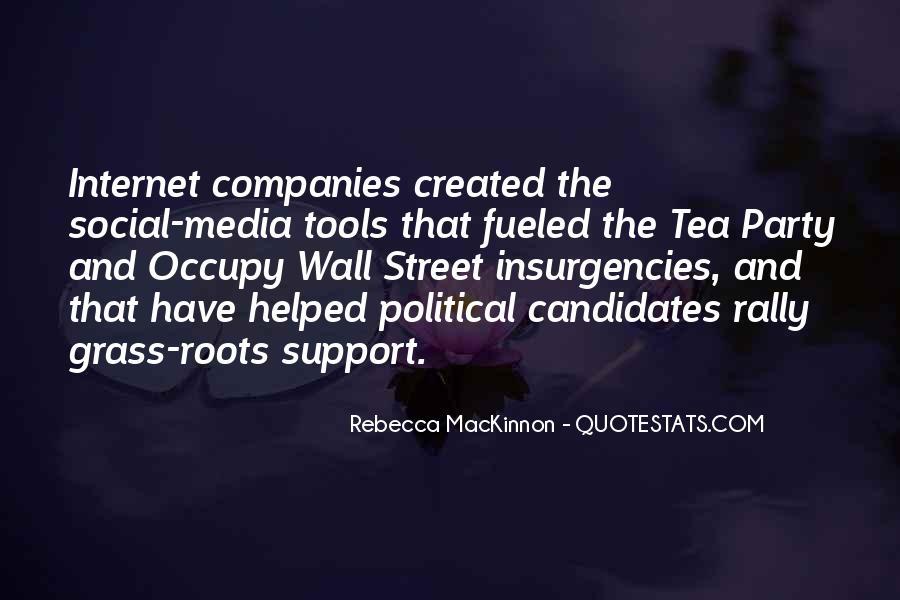 Rebecca MacKinnon Quotes #120079