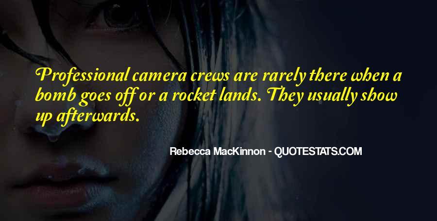 Rebecca MacKinnon Quotes #1241934