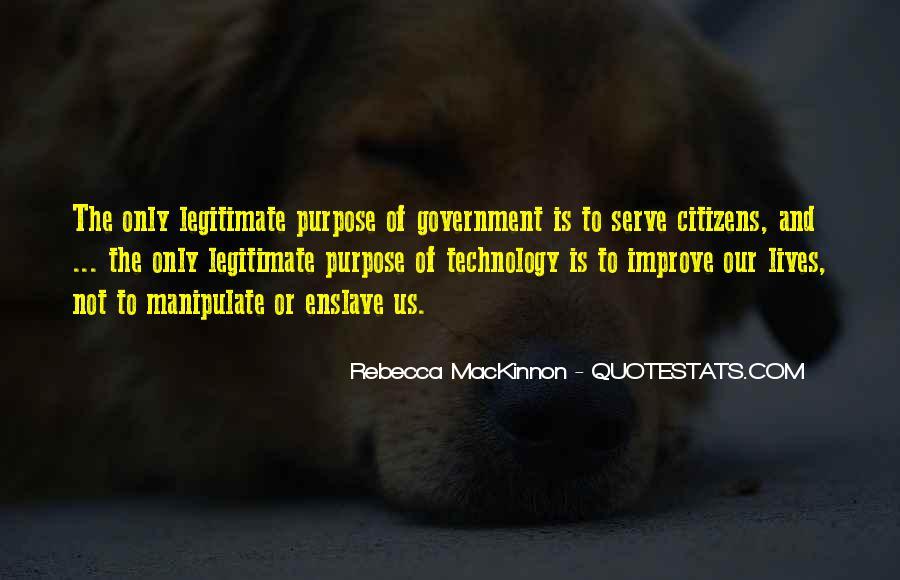 Rebecca MacKinnon Quotes #1271568