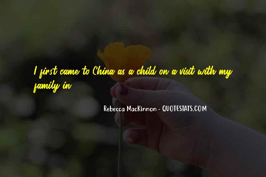 Rebecca MacKinnon Quotes #1281796