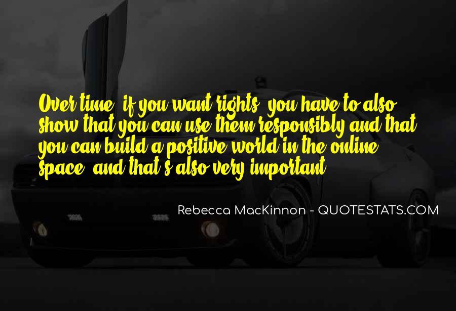 Rebecca MacKinnon Quotes #1445778