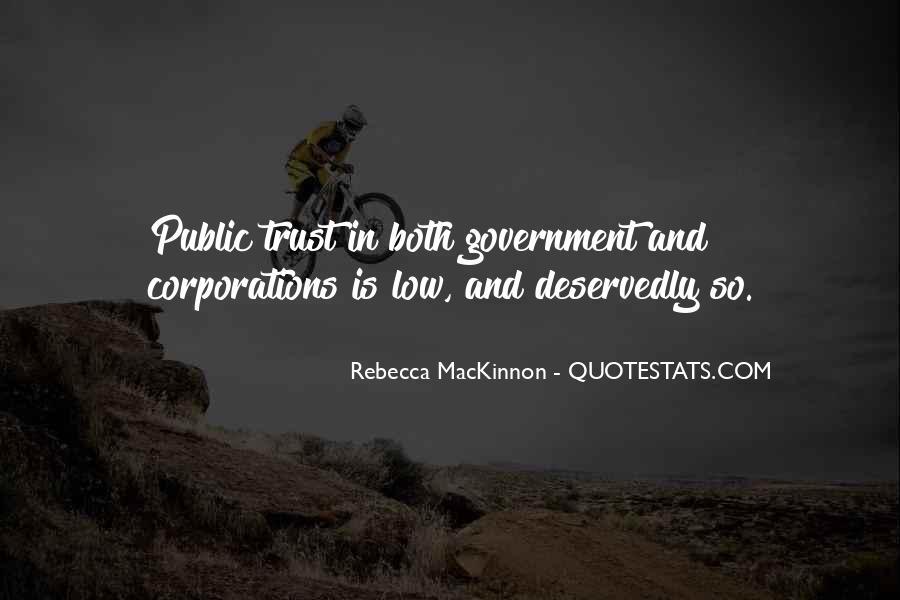 Rebecca MacKinnon Quotes #1469213