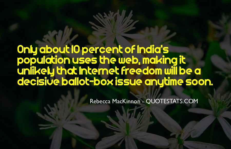 Rebecca MacKinnon Quotes #1585964