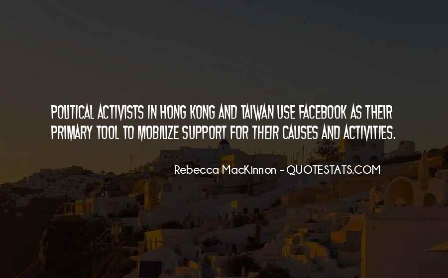 Rebecca MacKinnon Quotes #1607747