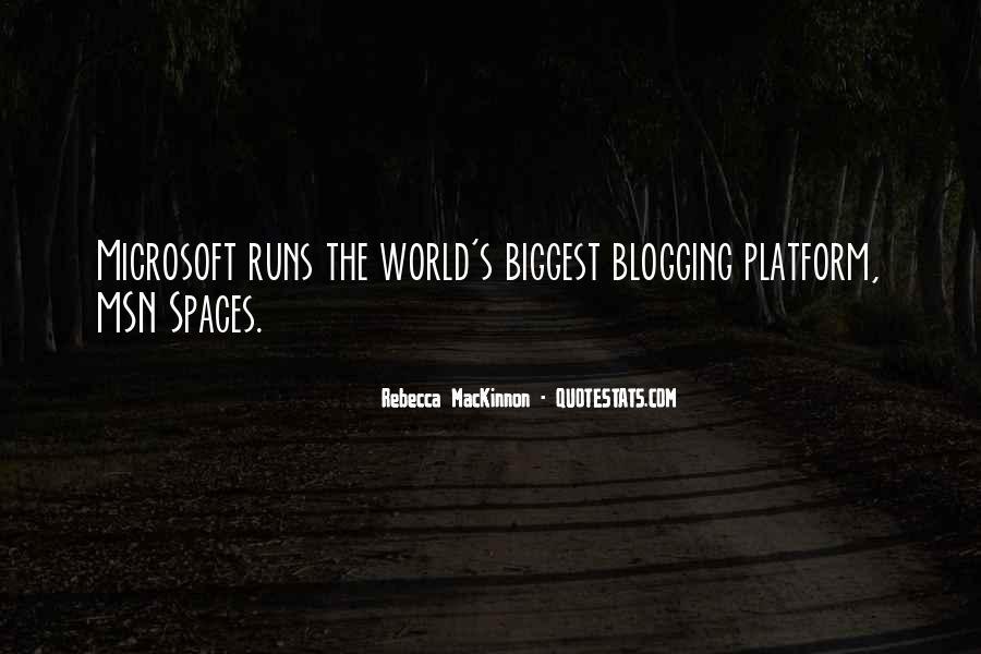 Rebecca MacKinnon Quotes #1658331