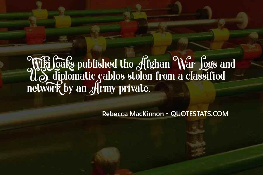 Rebecca MacKinnon Quotes #1788939