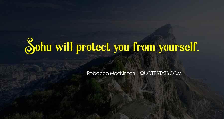 Rebecca MacKinnon Quotes #1831194