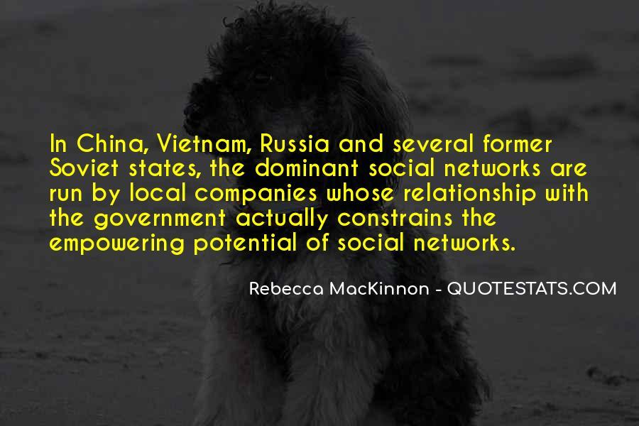 Rebecca MacKinnon Quotes #1876034