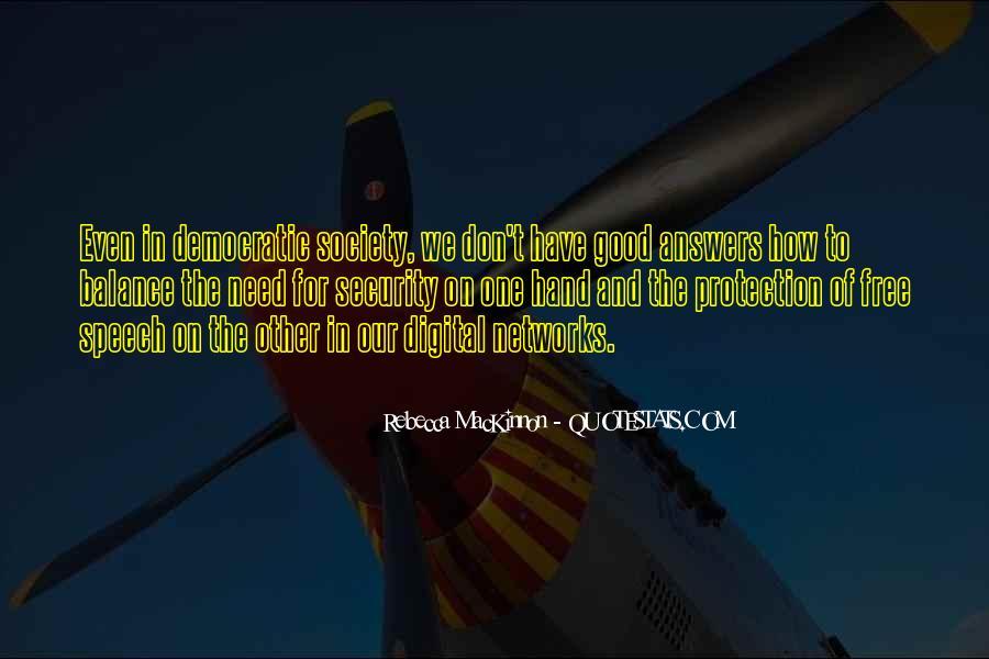 Rebecca MacKinnon Quotes #202786