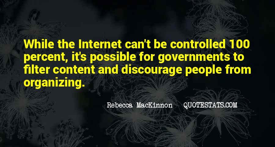 Rebecca MacKinnon Quotes #23382