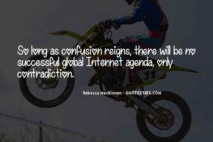 Rebecca MacKinnon Quotes #257981