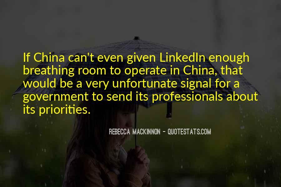 Rebecca MacKinnon Quotes #545966
