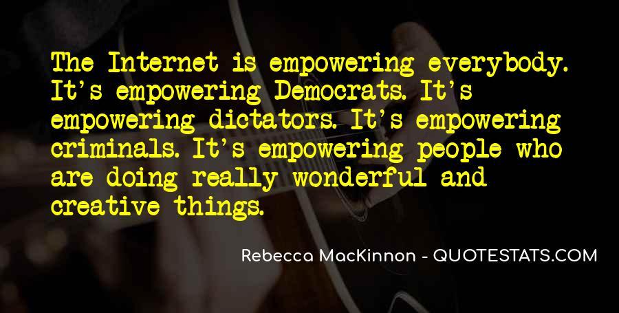 Rebecca MacKinnon Quotes #576192