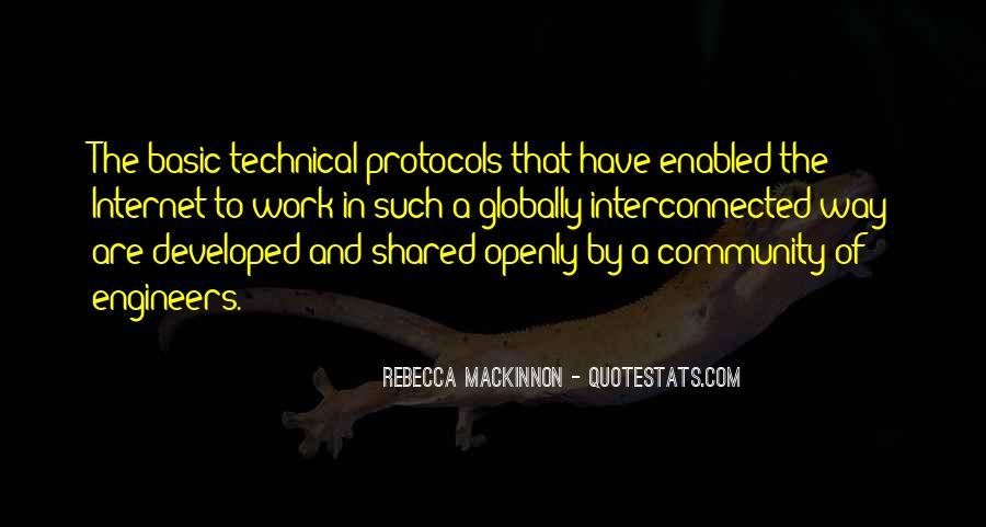 Rebecca MacKinnon Quotes #628692