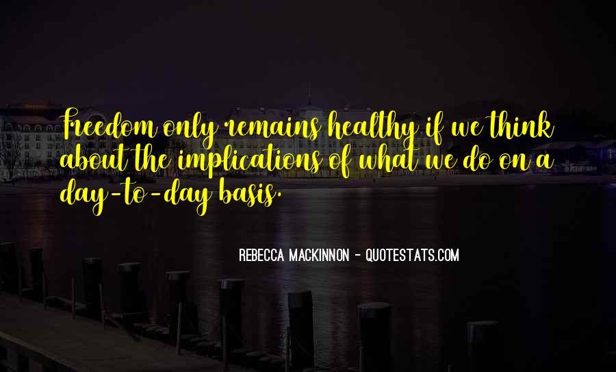 Rebecca MacKinnon Quotes #657292