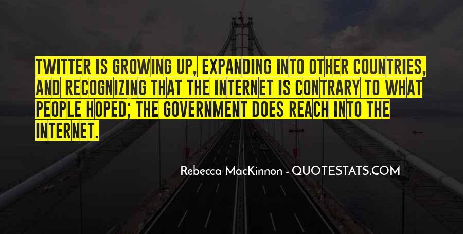 Rebecca MacKinnon Quotes #701208