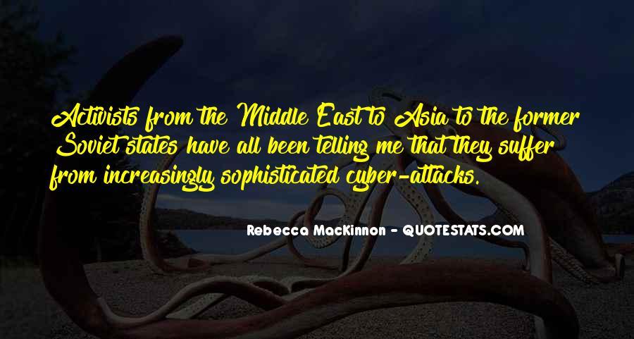 Rebecca MacKinnon Quotes #71742