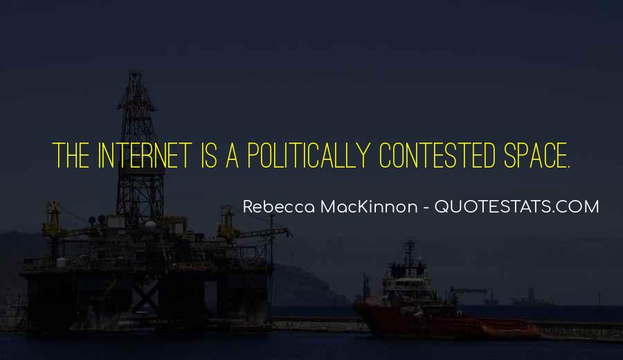 Rebecca MacKinnon Quotes #787238