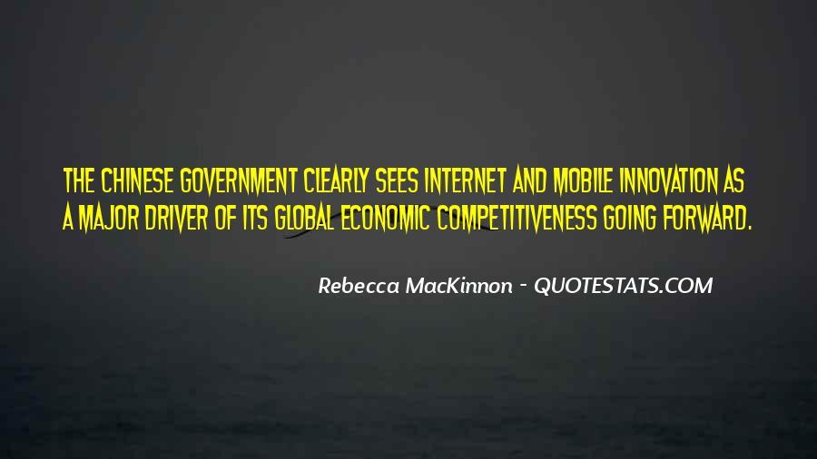 Rebecca MacKinnon Quotes #839192