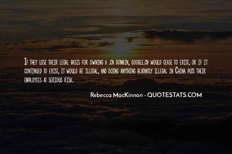 Rebecca MacKinnon Quotes #850277