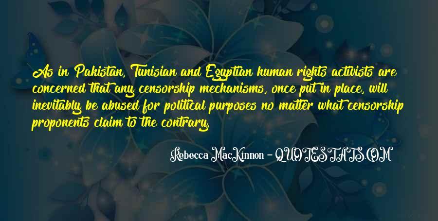 Rebecca MacKinnon Quotes #878988