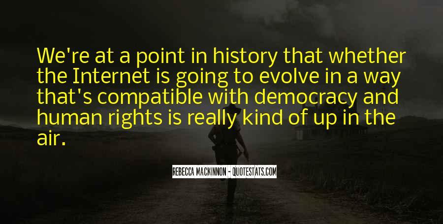 Rebecca MacKinnon Quotes #90298