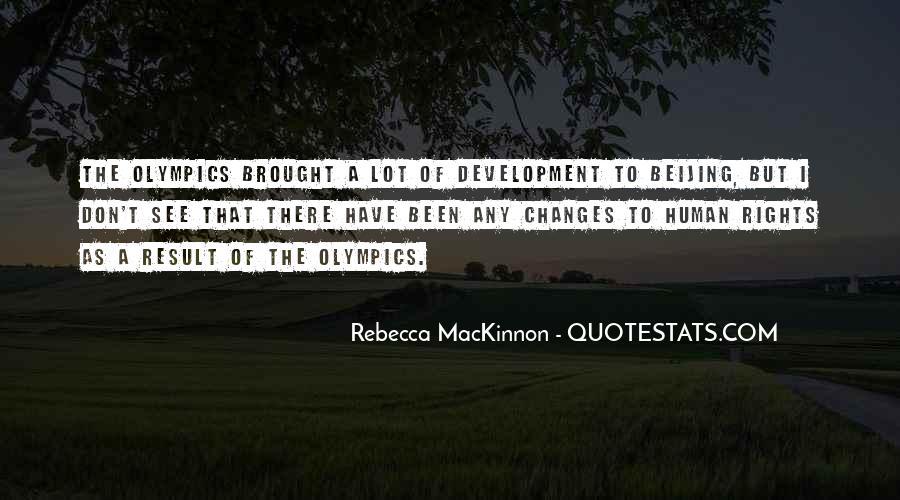 Rebecca MacKinnon Quotes #93725