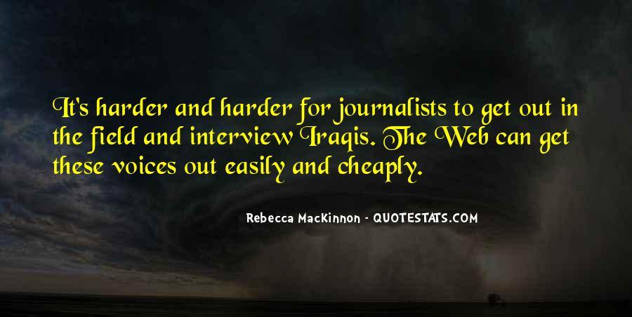 Rebecca MacKinnon Quotes #965724