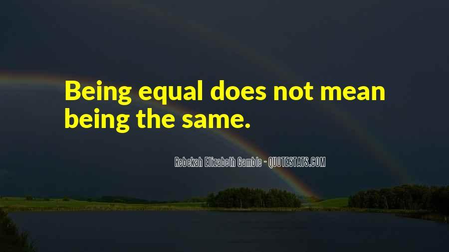 Rebekah Elizabeth Gamble Quotes #1603732
