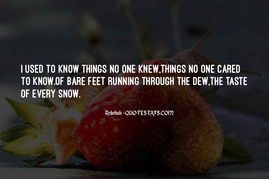 Rebekah Quotes #1554207