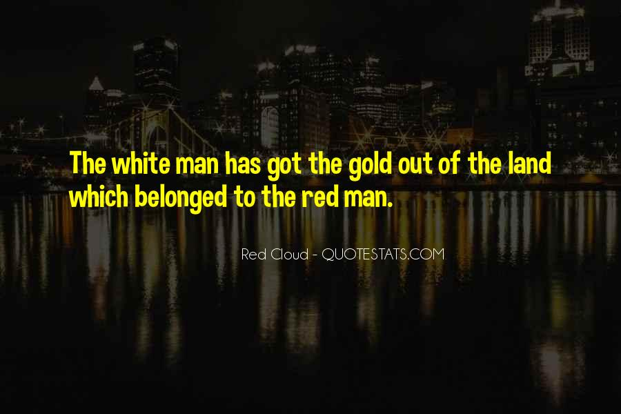 Red Cloud Quotes #1399601